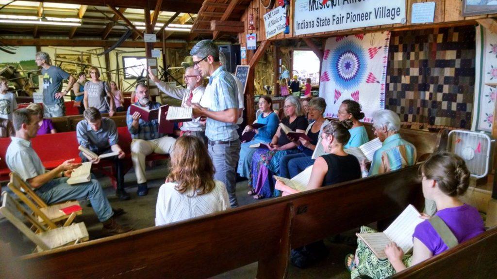 2019 » June Bloomington Sacred Harp